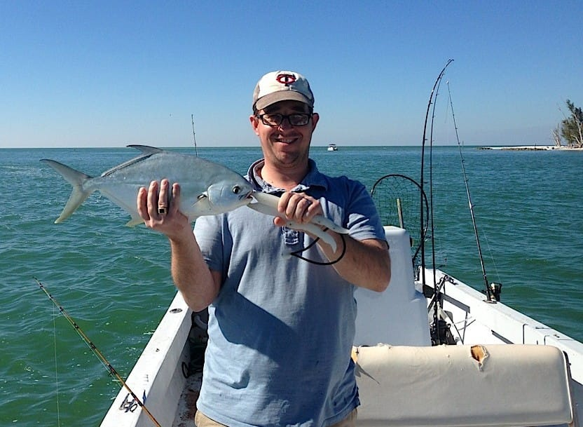 Fort myers fishing report redfish pass pompano fort for Pompano fish good to eat