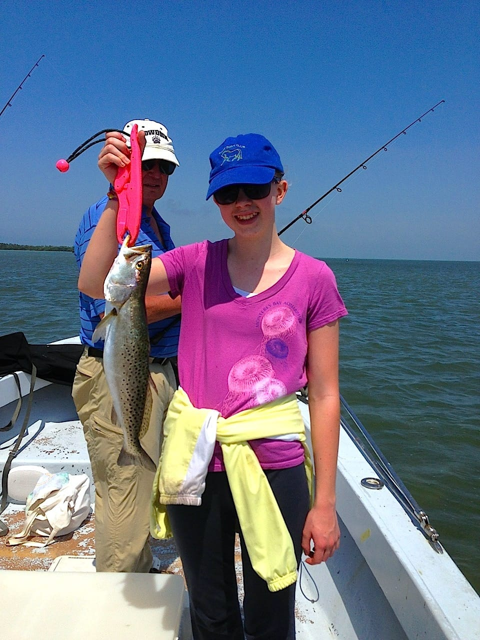 Fort myers 3 23 13 fort myers fishing report off buck for Half day fishing trips fort myers