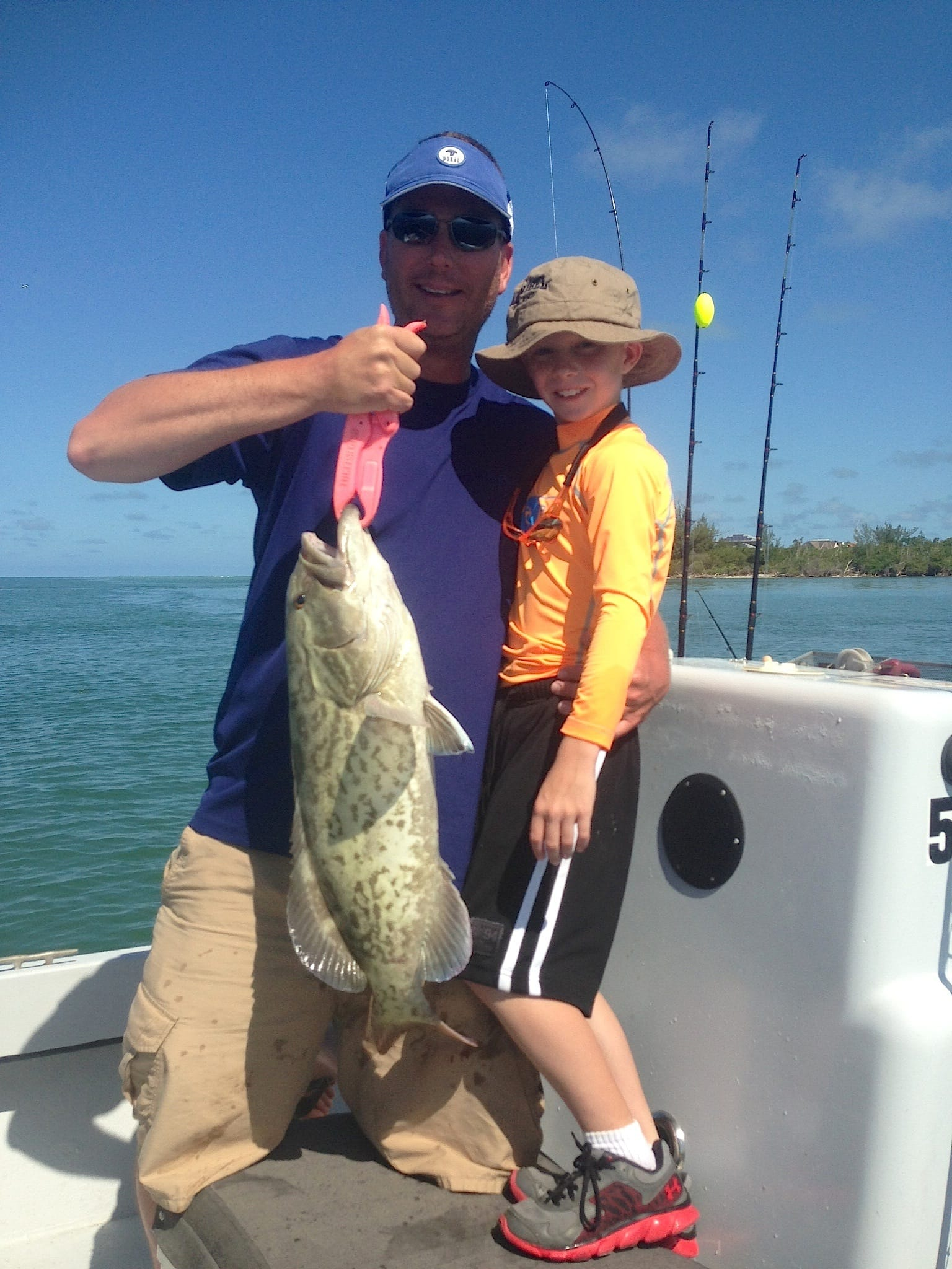 6 16 13 fortmyersfishing floridafishing fort myers for Fort myers fishing guides