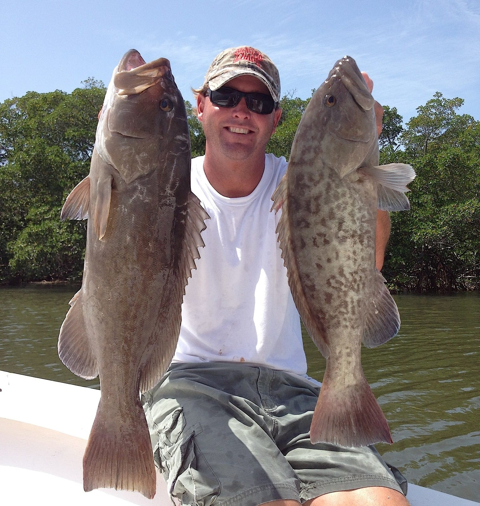 11 9 13 fort myers fishing report grouper are biting for Fort myers fishing guides