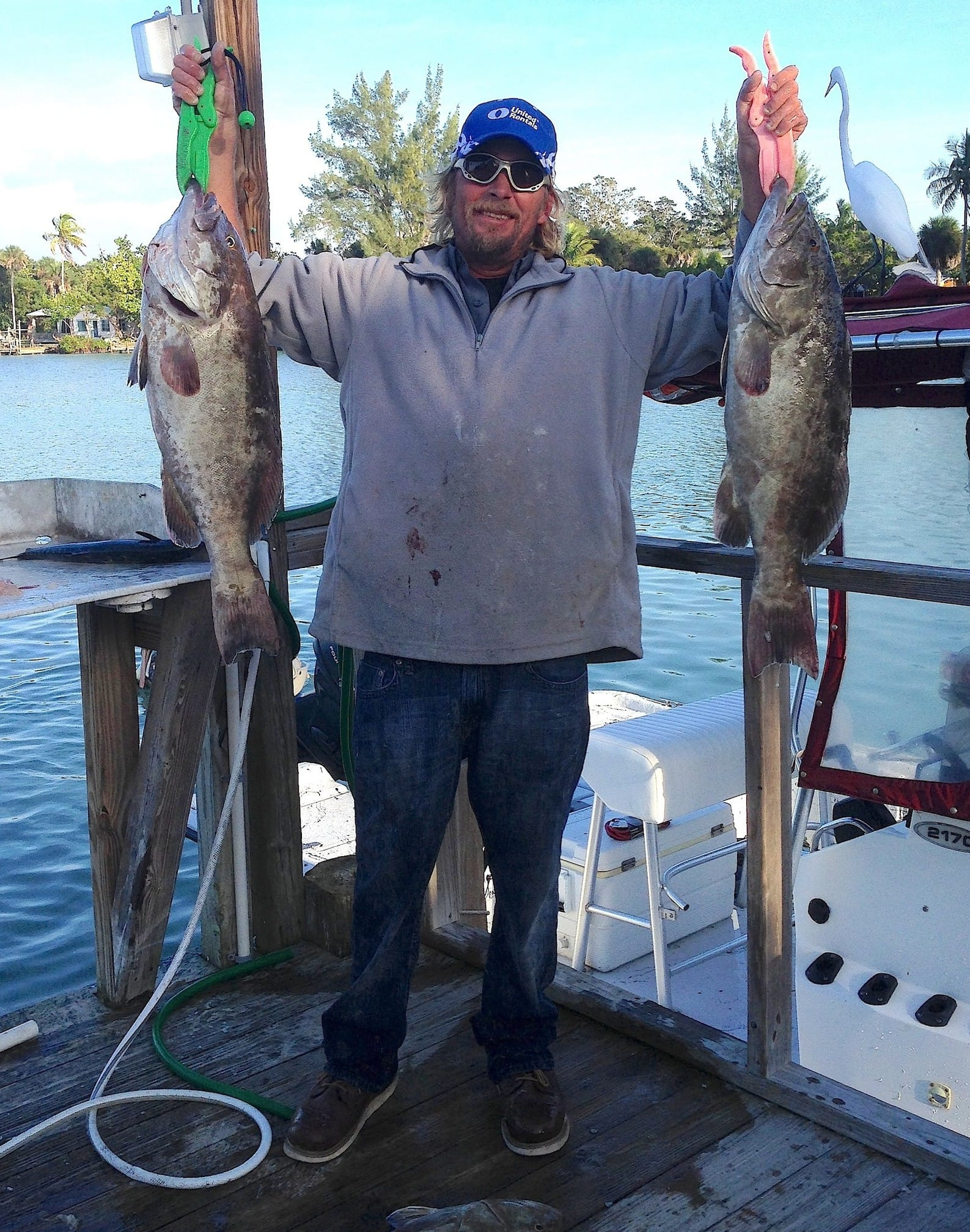 12 3 13 fort myers fishing report grouper for Ft myers fishing report