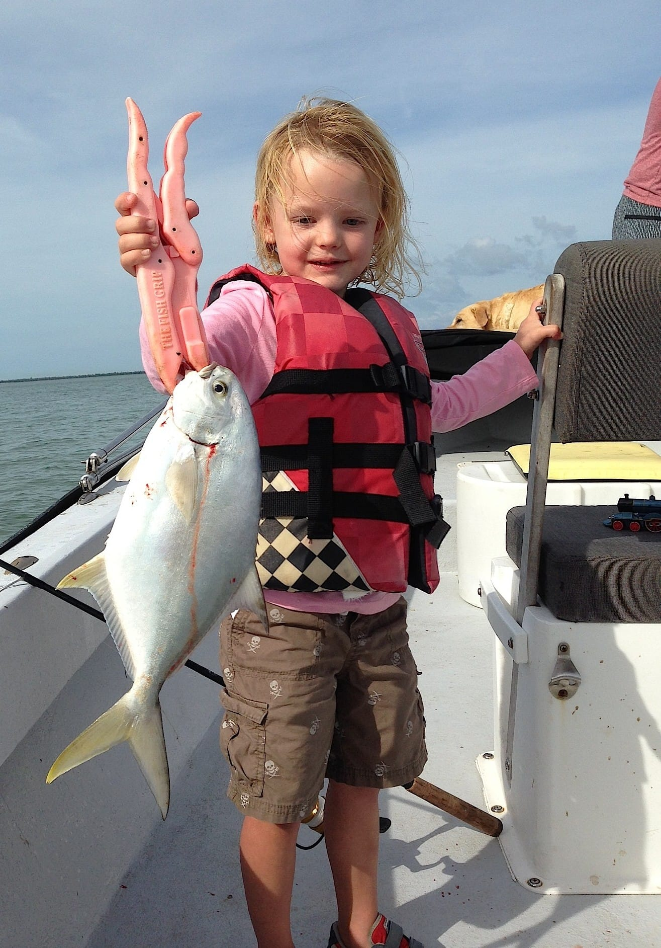 12 6 13 fort myers fishing report pompano jacks for Pompano fish good to eat