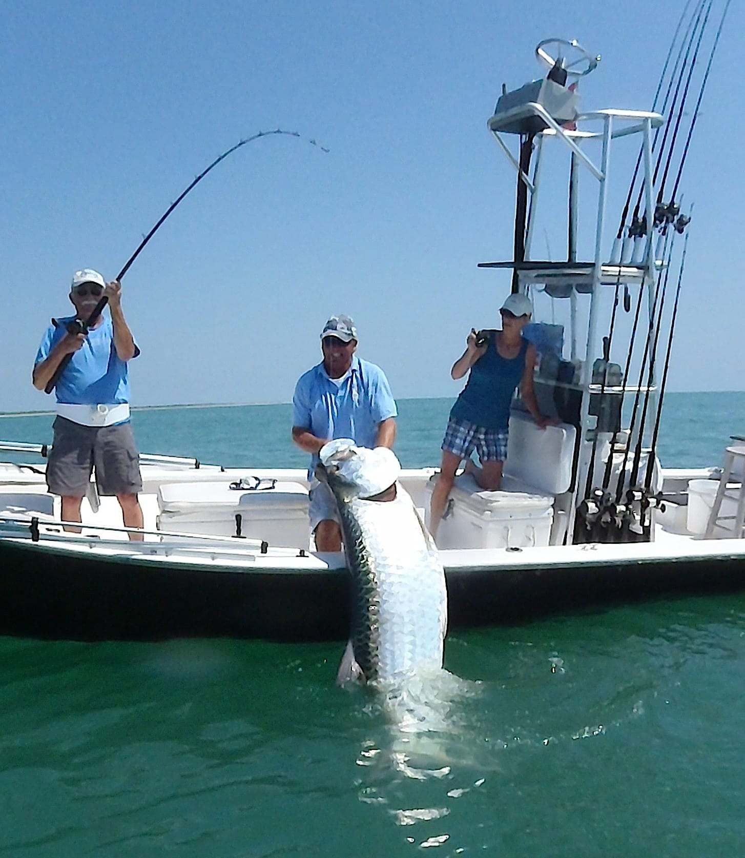 Fort myers fishing report 10 30 14 sanibel tarpon for Tarpon fishing charters