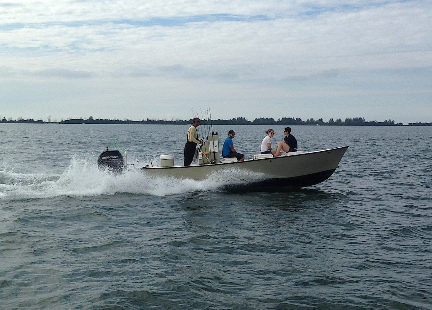 2 17 14 fort myers fishing report sea trout spanish for Fort myers fishing