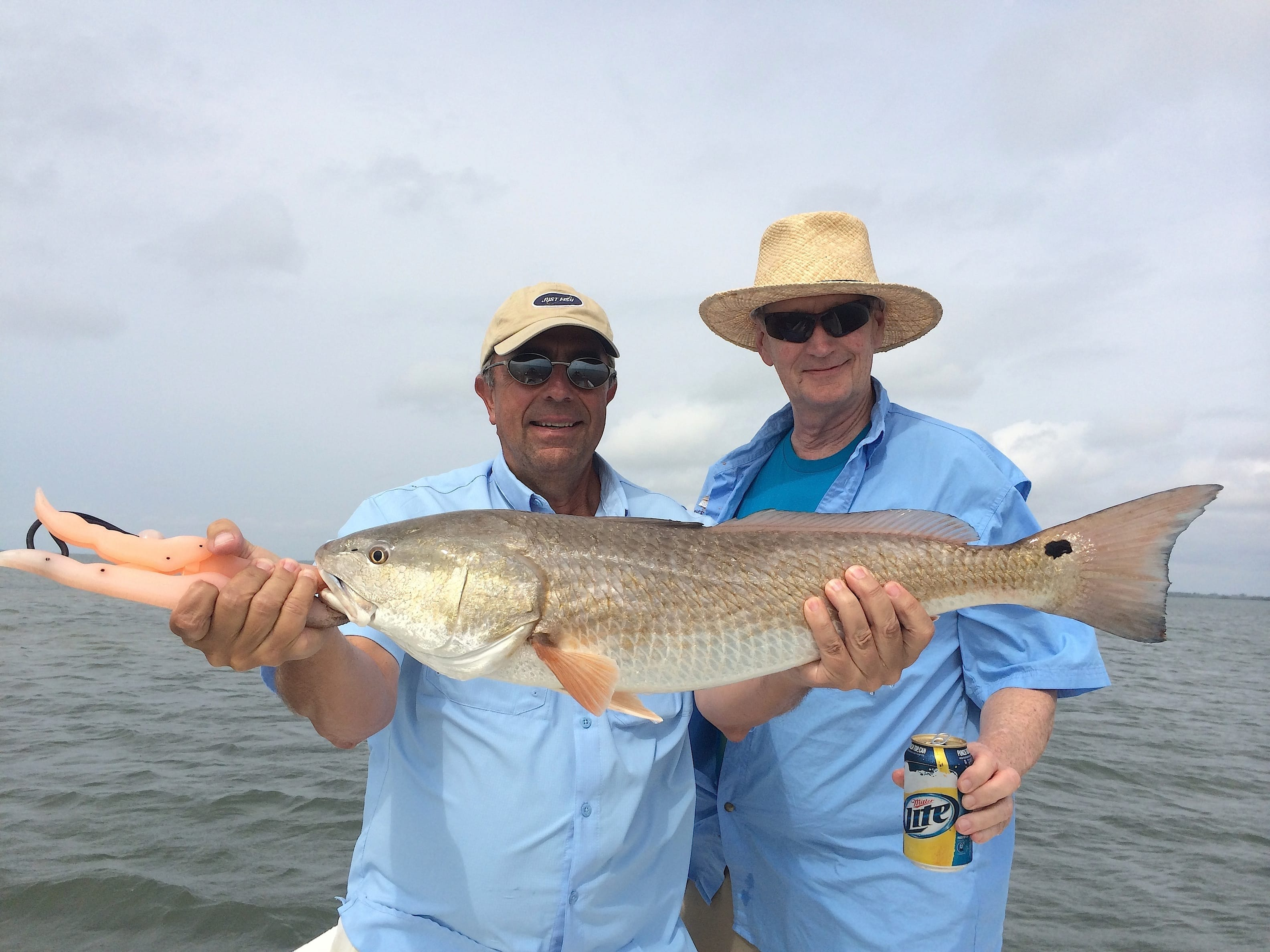 2 26 14 fort myers fishing report redfish oyster bars for Fishing charters fort myers