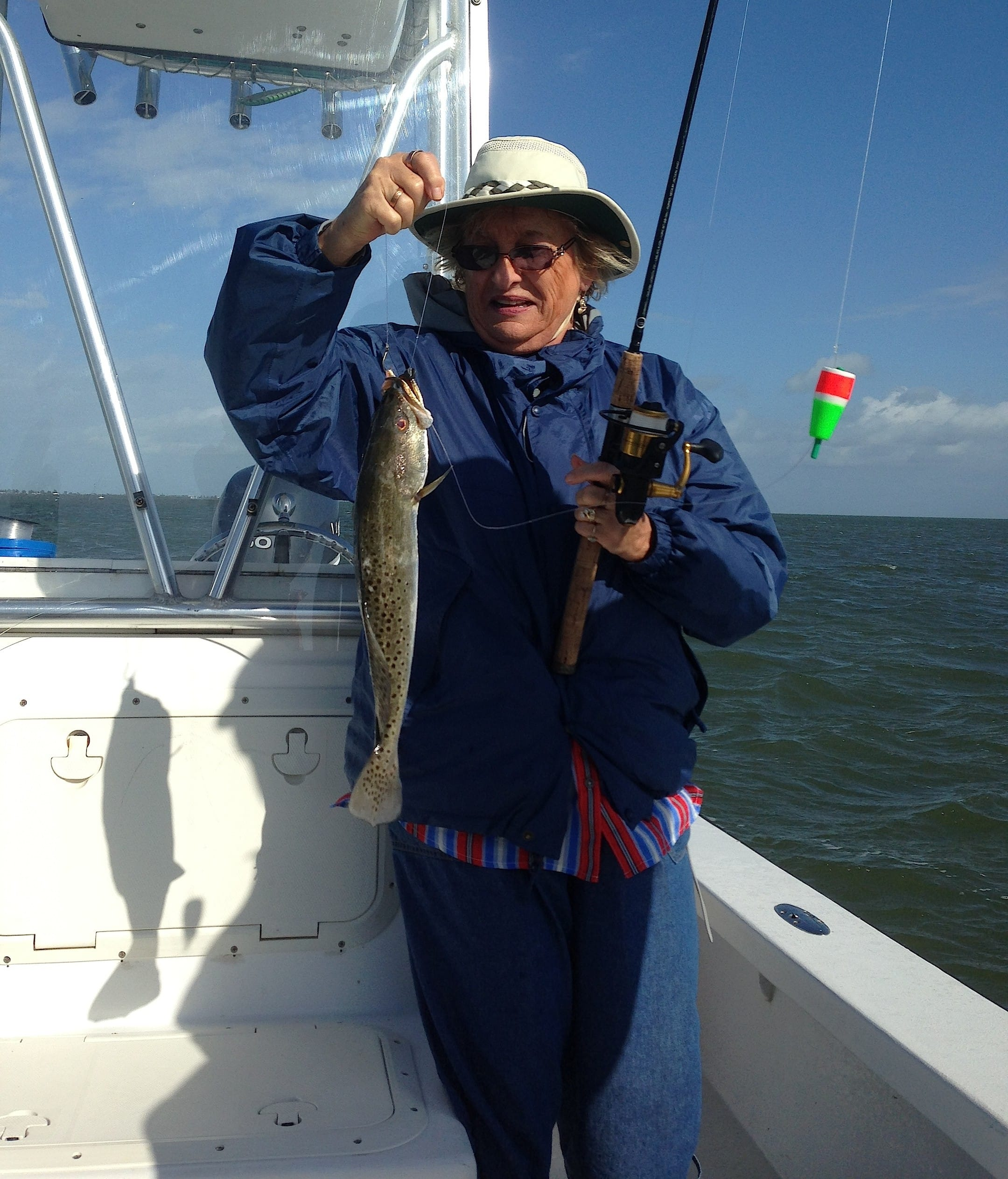 3 7 14 fort myers fishing report sea trout grass beds for Ft myers fishing report
