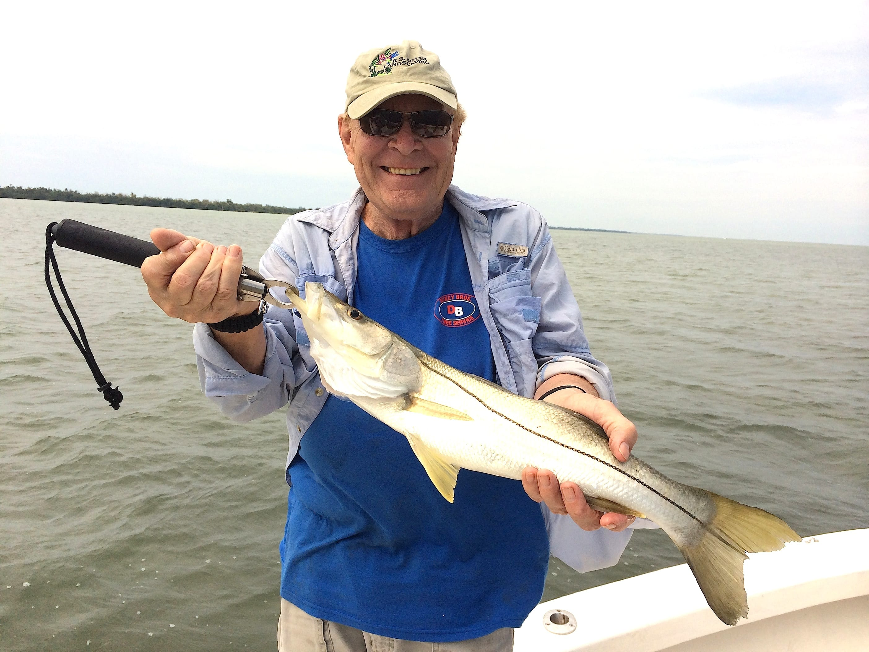 3 12 14 fort myers fishing report snook fortmyers for Fort myers fishing guides