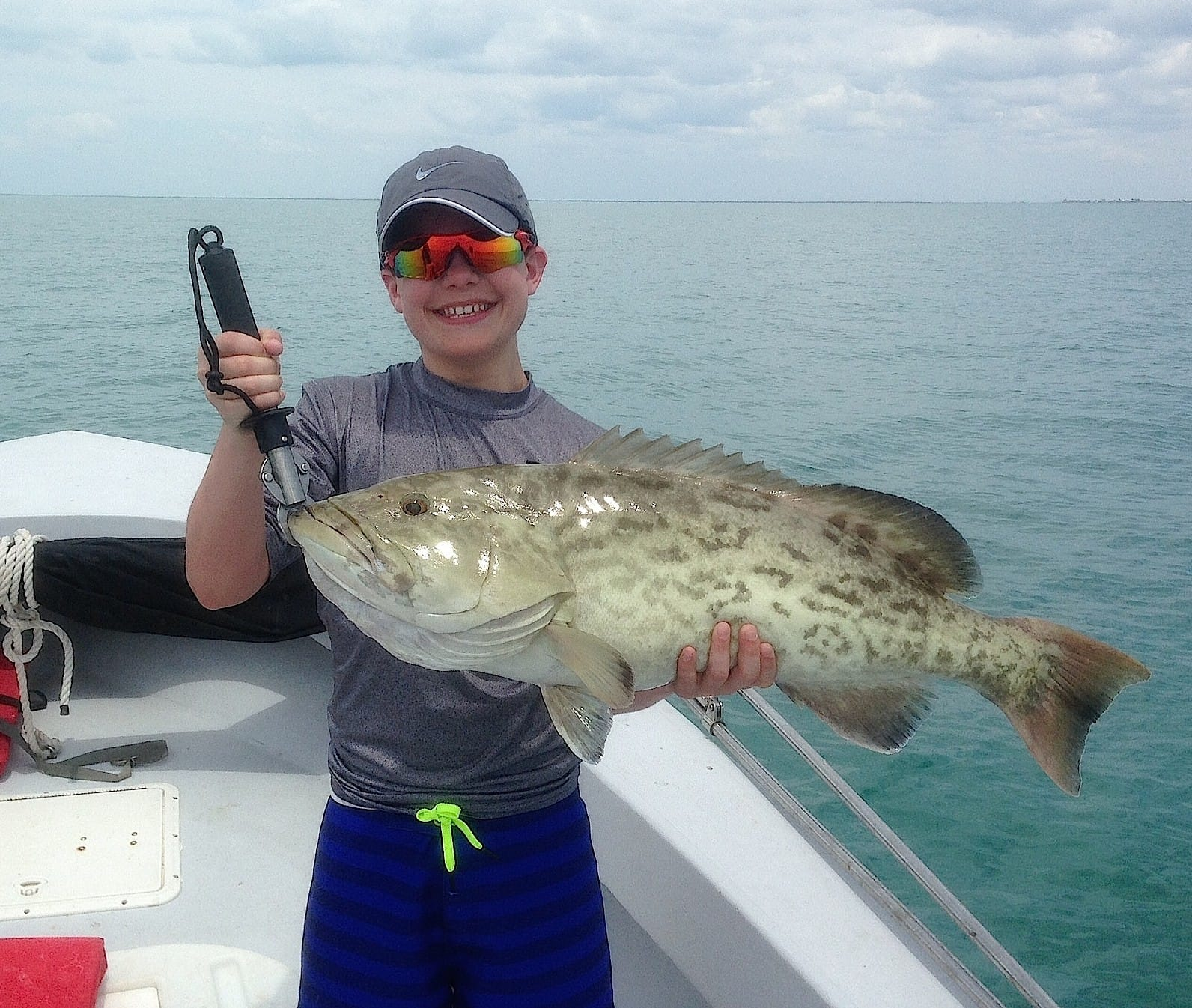 5 11 14 fort myers fishing report grouper fortmyers for Fort myers fishing